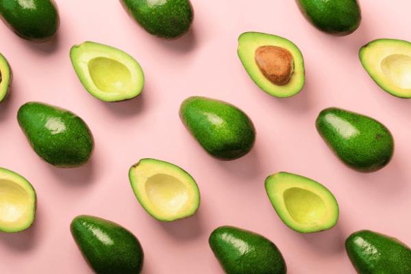 gezichtsmasker avocado