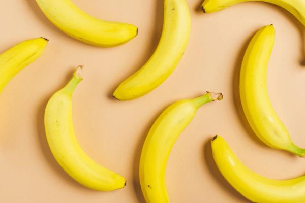 gezichtsmasker banaan