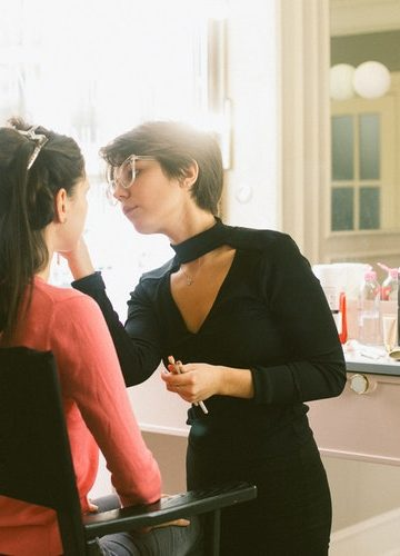 make-up artiste