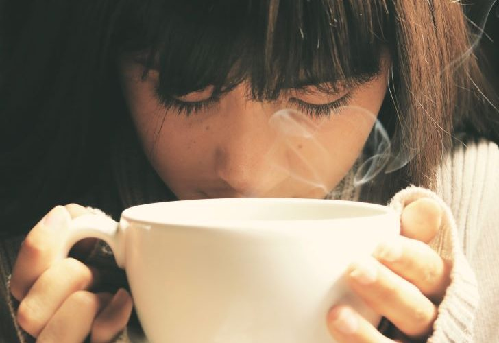 Koffie in de ochtend