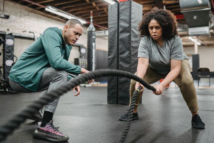 Fitnessclubs in Gent met Personal Trainer